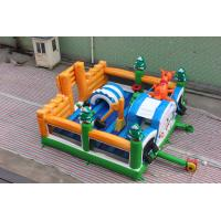 Best Happy winter inflatable playground for sale wholesale