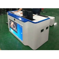 Best Meeting Room 1920*1080 Touch Screen Conference Table 300cd/M2 wholesale
