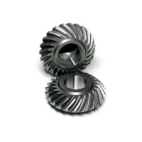 China Quenchining Forging 45 Steel 42CrMo Spiral Bevel Gear on sale