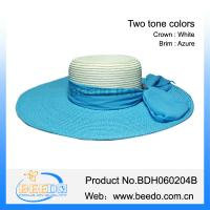 Best Fashion women wide brim sombrero straw hats wholesale wholesale