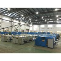 China Bare Copper Wire Bunching Machine / Equipment 6000 Twist 6.3mm - 52.3mm Pitch on sale