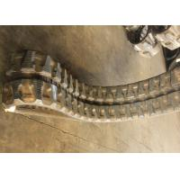 Cheap Excavator Rubber Kubota Replacement Tracks Lightweight With 84 Link for sale