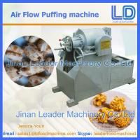 Best High quality Automatic Air Flow Puffing Machine wholesale