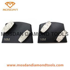 Best Lavina Metal Bond Double Coffins for Concrete Floor Concrete Grinding wholesale