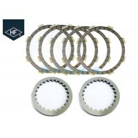 China YZ125 05-10 Clutch Kits for YAMAHA Motorcycle clutch plate, steel plate and spring on sale