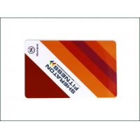 Cheap PVC Blank RFID Smart Card 4C Offset Printing Durable For Access Control for sale