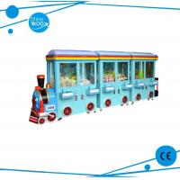 Best Crane Machine Type Train Model Kids Toy Crane Mach Claw Crane Game Machine For Sale SK-C26 wholesale