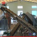Best Pan Granulator NPK Compound Fertilizer Production Line Convenient Maintenance wholesale