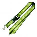 Best promotion zipper lanyard wholesale
