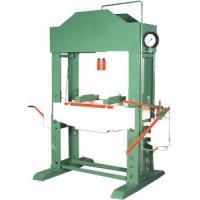 Best 12500KN Heavy Duty Hydraulic Press Machine Adjustable Speed With Movable Table wholesale