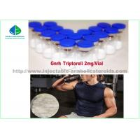 Best Prostate Cancer Treatment Triptorelin Lyophiiized White Peptide Gnrh Triptoreli 2mg / Vial wholesale