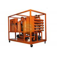 China Insulating Transformer Oil Regeneration Machine Oil Reclamation With High Effect Adsorbents on sale