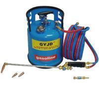 Best Gasoline Welding Torch for Metal, Steel, Pipe, Scrap Shape, Scrap Railway wholesale