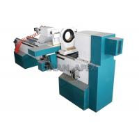 Best Automatic CNC Wood Turning Lathe Machine 300mm Working Diameter Horizontal Spindle wholesale
