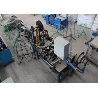 Best Electric Galvanized Barbed Wire Making Machine 1.6 - 3.0 Mm 3 Kw High Capacity wholesale