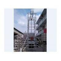 China Multi-use Portable Frame Aluminum Mobile Tower Scaffold with Ladder wholesale