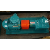 China 10hp Suspending Drilling Fluids Vertical Mud Agitator on sale