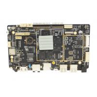 China Intelligent Industrial Embedded ARM Board 3.5mm Earphone Jack Micro SD Card Slot on sale