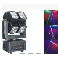 Best Anti-Fire Material 8*10W Mini Beam Wheel Moving Head For Disco Club Party Events wholesale