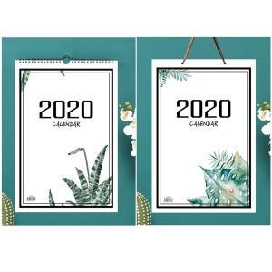 Best Perfect Binding Calendar Printing Services / Mini Desk Calendar wholesale