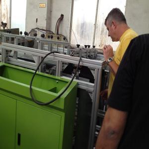 Paper Roll Aluminum Foil Rewinding Machine Foil Roll ,  Siemens PLC