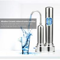 Best Countertop Water Purification Systems With Korea Nano Ceramic Balls Water Filter wholesale
