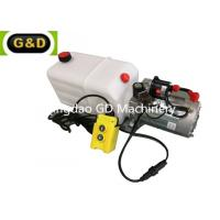 China Small Single Acting Made in China Hydraulic Power Unit Used for Dump Truck on sale