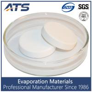 Best 99.99% Zirconium Dioxide ZrO2 white tablet,18*8mm,24*10mm, coating materials wholesale