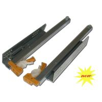 China new soft closing undermount drawer slides on sale