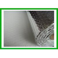 China Sound insulation Fire Retardant Foil Thermal Bubble Lightweight Wall Insulation Material on sale