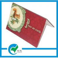 Best Holiday Greeting Card Stock Paper Printing Services for Sweet Blessing to Family wholesale