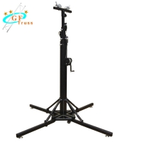 Best 2M Adjustable Height Heavy Duty Light Truss Stand For Hanging Audio wholesale