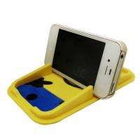 China Universal Cell Phones Accessory , Anti-slip Silicone Cell Phone GPS Holder on sale