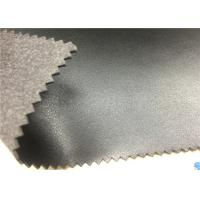 Best Durable Synthetic Leather Fabric , Artificial Leather Material For Sport Shoes wholesale