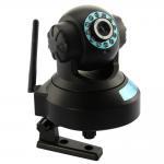 Best Pan Tilt Zoom Motion-JPEG Wireless Wifi IP Camera Onvif , High Definition wholesale