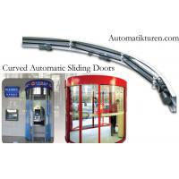 China 250B Curved Automatic Sliding Doors on sale