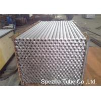 Best Air Cooled L Type Finned tube in tube heat exchanger  Al 1060 For Air Fin Coolers wholesale