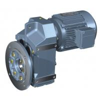 Best Parallel - Shaft Helical Gear Reducer Lower Power Consumption Low Noisy wholesale