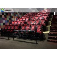 Best Popular 4D Movie Theater Motion Chair 3DOF System Immersive Special Effects wholesale