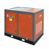 China 90KW 120HP Screw Type Industrial Air Compressors / Silent Air Compressor AC 380V 400V 220V on sale