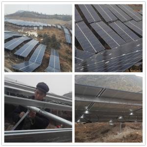 Best 1580X808X35mm Photovoltaic Solar Aluminium Frame wholesale