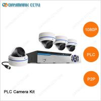 Best 1080p HD ir dome power line communication camera security system for home wholesale