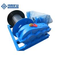China Engineering 30m/Min Q235B 415V M5 Cable Pulling Winch on sale