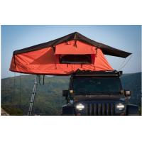Best Overland Outside Camping 4x4 Roof Top Tent With Aluminum Telescopic Ladder wholesale