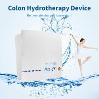White Color Colonic Hydrotherapy , Intestinal Hydrotherapy Instrument For Detox