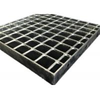 China Durable Hot Dipped Galvanized Grating, Railroad Heavy Duty Steel Grating on sale