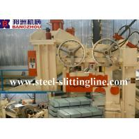 Best 15 T Steel Cut To Length Line Machine For Galvanized Sheet With High Speed wholesale