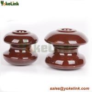 Best Highest grade electrical wet-process porcelain spool insulator wholesale