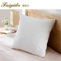 Best Square Cushion Duck Feather Filling Custom Throw Pillow Inserts / Feather Down Comforter wholesale