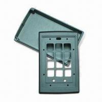 Best Silicone Rubber Casting Mold with Zinc-plated Steel Casting, Designed for Keypads wholesale